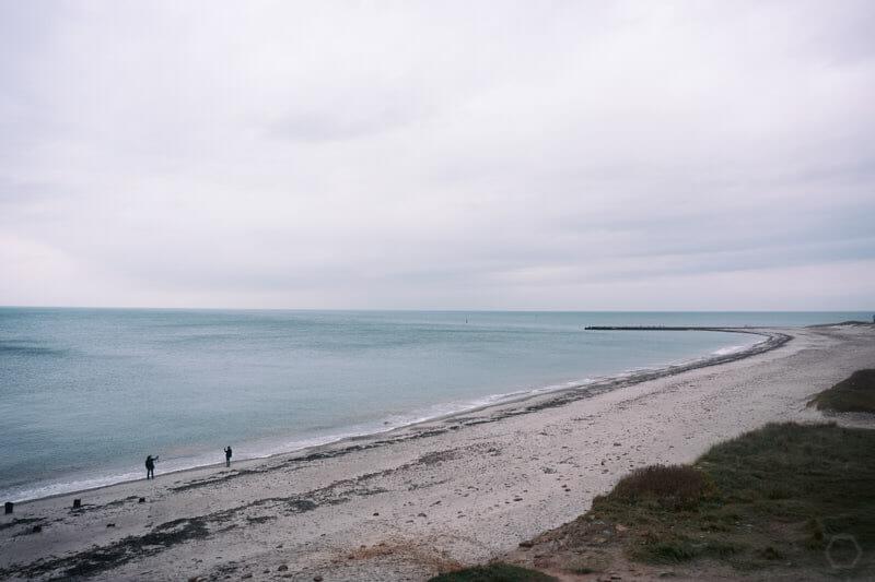viel Platz für Mensch und Tier - der Nordstrand
