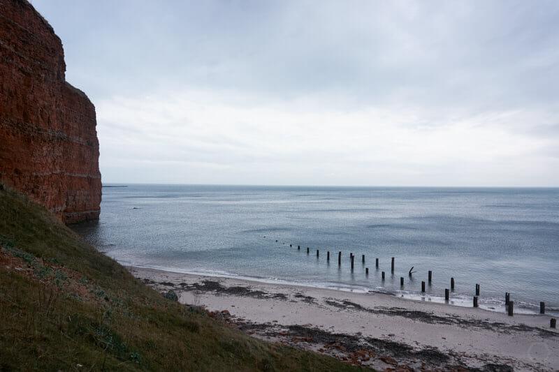 der Nordstrand ist unser Lieblingsplatz