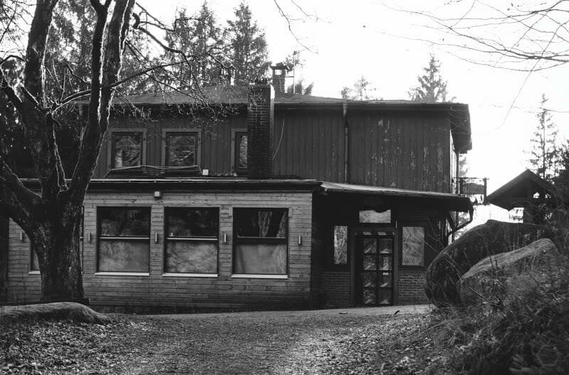 Kästehaus - leider geschlossen