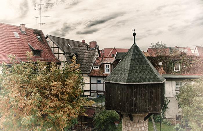 Ferienwohnung Quedlinburg AM TAUBENTURM