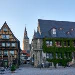 Quedlinburger Marktplatz